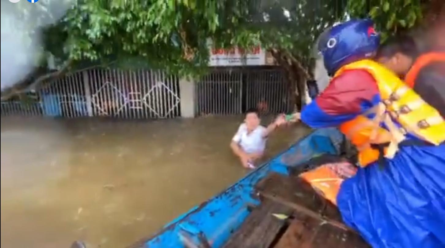 Thủy Tiên tuyên bố sau lũ ngoài xây lại nhà cho người dân còn xây thêm nhà tập thể đề phòng mưa bão 1