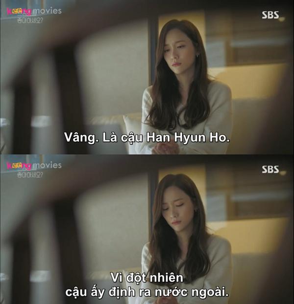 Hyeon Ho nhường lại giấc mơ của Jung Kyung.