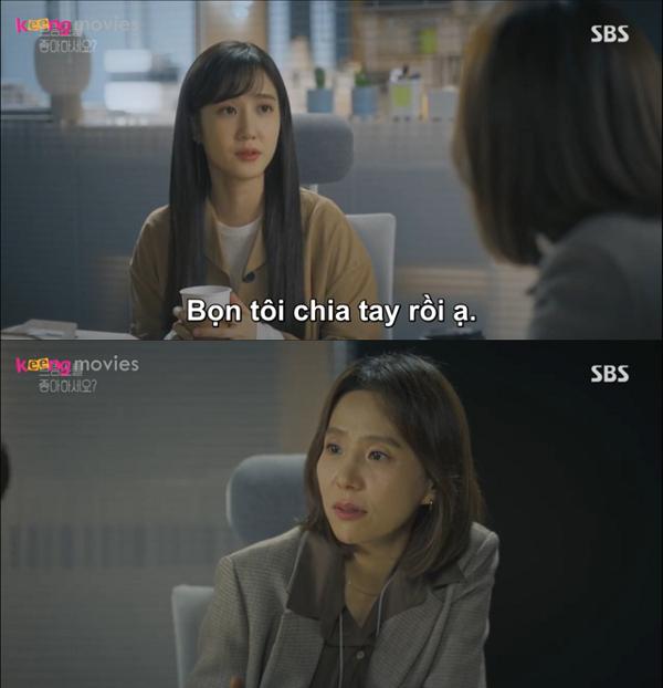 Quản lý Cha hụt hẫng khi biết Joon Young và Song Ah đã chia tay.