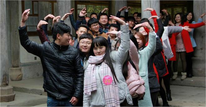 Thanh niên Trung Quốc thường phải nhờ đến mai mối để tìm bạn đời. Ảnh minh họa.