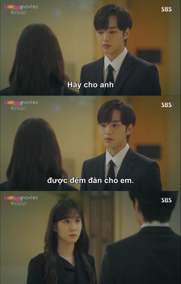 Joon Young đề nghị đệm đàn cho Song Ah trong lễ tốt nghiệp.