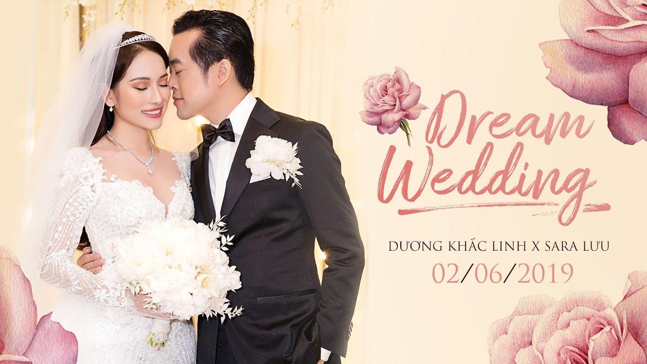 Dương Khắc Linh và Sara Lưu kết hôn sau một thời gian hẹn hò