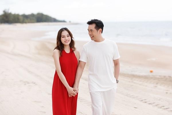 Nam nhạc sĩ cũng là người nổi tiếng 'nghiện vợ' trong showbiz Việt