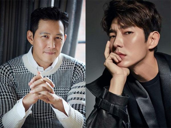 Lee Jung Jae - Lee Joon Ki.