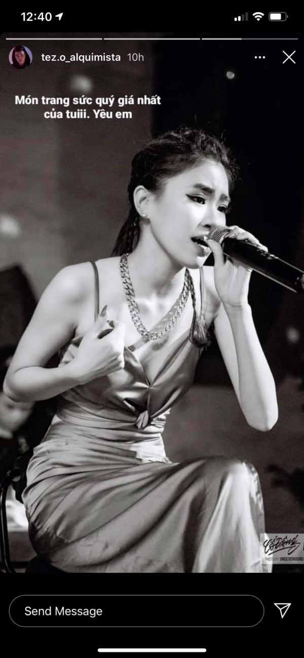 Nghi vấn: Tez và Pháo yêu nhau, 'Rap Việt' và 'King Of Rap' chuẩn bị làm 'sui gia'? 1