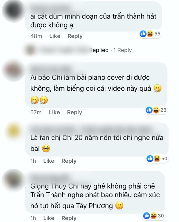 Bình luận của netizens