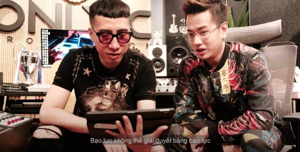 Only C cùng Lou Hoàng
