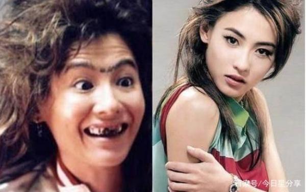 Hết hồn với tạo hình răng 'gập ghềnh' trên phim của sao nữ Hoa ngữ 0