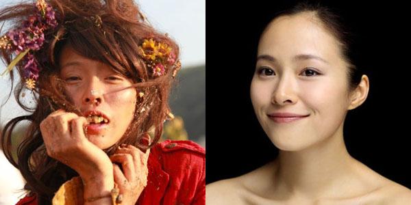 Hết hồn với tạo hình răng 'gập ghềnh' trên phim của sao nữ Hoa ngữ 5