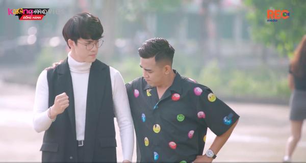 'Bạn trai song sinh' tập 3: 'Nợ' cũ chưa trả xong, Tú Tri lại tiếp tục gây chuyện với Vũ Thịnh 14