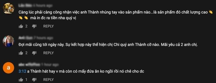 Góp giọng trong ca khúc mới của Thùy Chi, Trấn Thành bị chê: 'Chỉ nghe nửa bài' 8