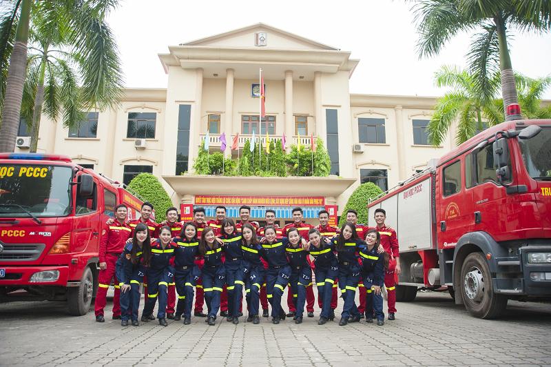 Hệ trung cấp Trường ĐH Phòng cháy Chữa cháy lấy điểm cao nhất 26,21 điểm