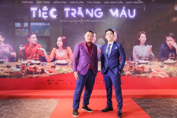 Nhà sản xuất Phan Gia Nhật Linh và 'soái ca' Hứa Vĩ Văn là đôi bạn thân thiết từ hơn 10 năm nay.