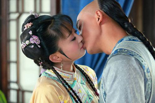 Những bộ phim Hoa ngữ có nhiều cảnh hôn nhất: Bạch Lộc - La Vân Hi 'ngọt' vậy vẫn xếp sau 3