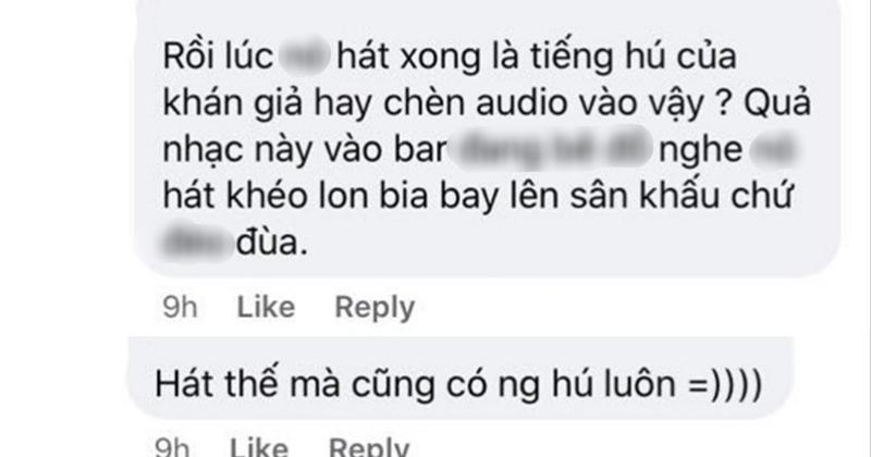 Thậm chí, có người còn đặt nghi vấn đoạn clip đã chèn audio tiếng cổ vũ của khán giả?