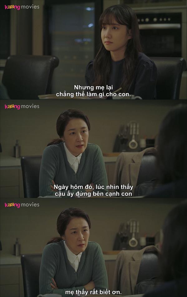 Mẹ Song Ah nói rằng bà rất biết ơn Joon Young.
