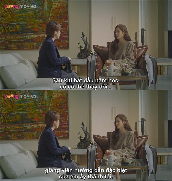 Jung kyung sẽ vẫn tiếp tục công việc giảng dạy.