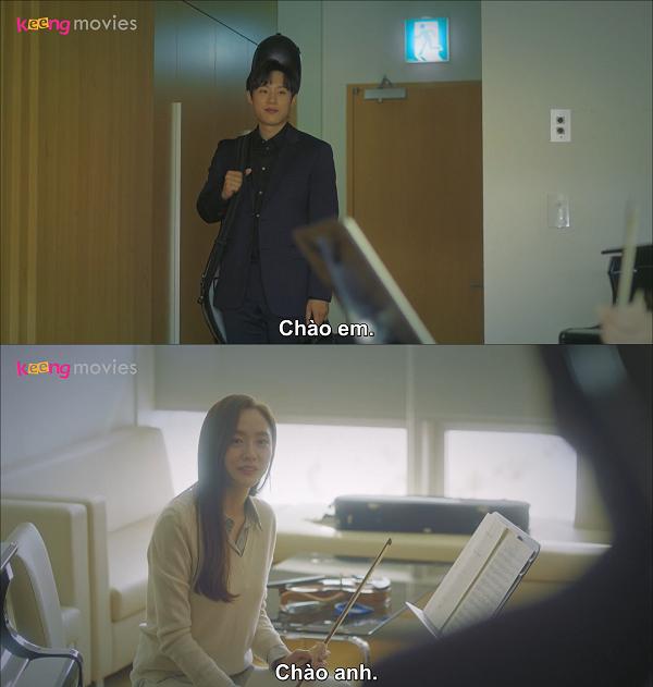 Bên cạnh Jung Kyung luôn có một Hyeon Ho rất chân thành và yêu thương cô vô điều kiện.