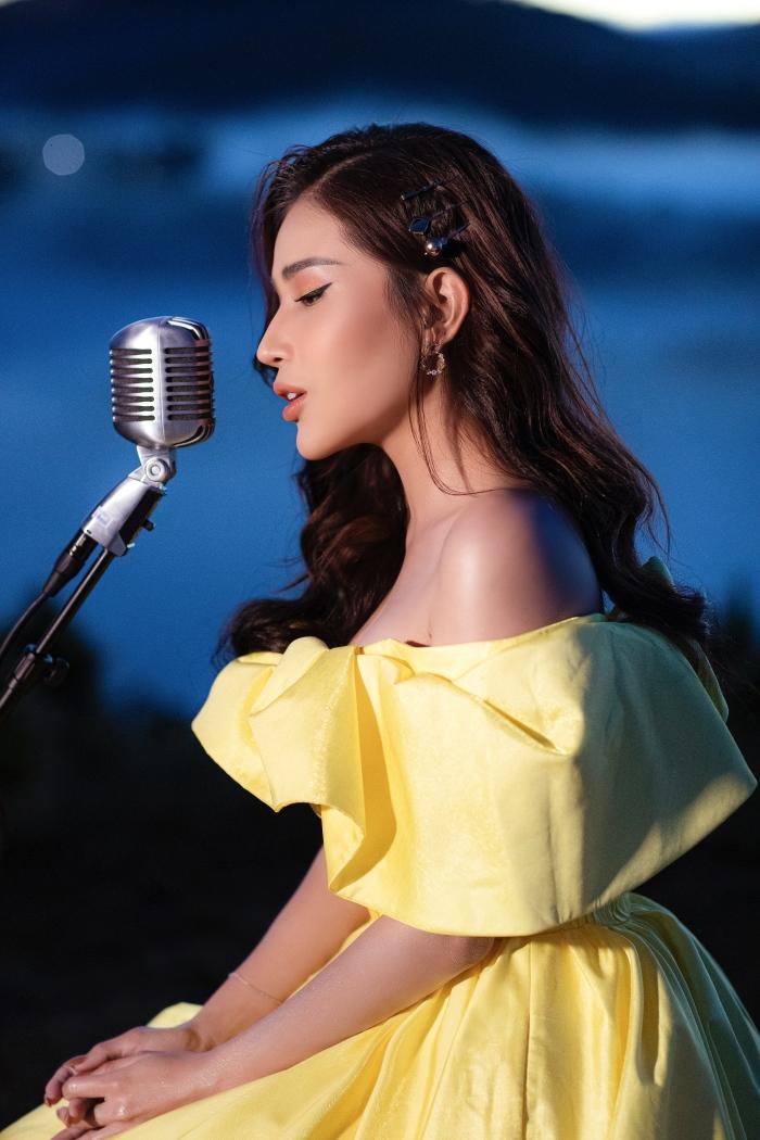 Ra mắt sản phẩm âm nhạc đầu tay, Khả Như: Từ nay hãy gọi tôi là ca sĩ! 1