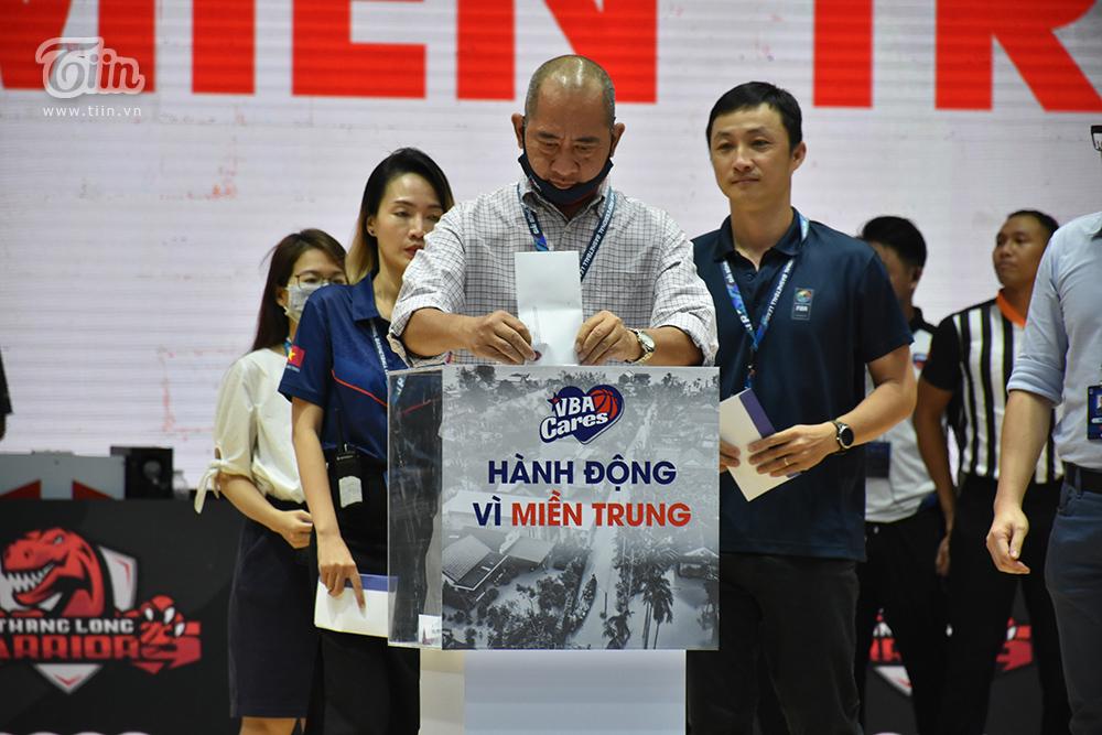 Hành động đẹp từ giải đấu bóng rổ chuyên nghiệp Việt Nam: 'Thương thôi chưa đủ, phải hành động!' 1