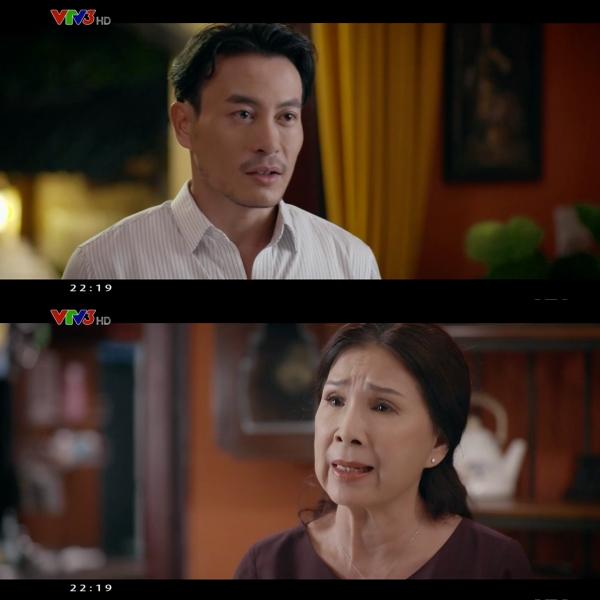 Vừa nghe tình cũ nói 'em đợi anh', Khánh đã về bày đặt 'mẹ phải ủng hộ con chứ' và đương nhiên kết cục bị đuổi thẳng cổ ra khỏi nhà