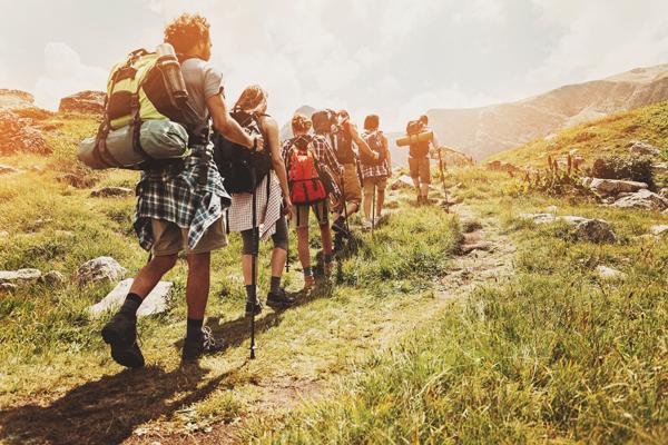 Điểm danh các cung hoàng đạo là tín đồ của 'trekking' mùa thu này 0
