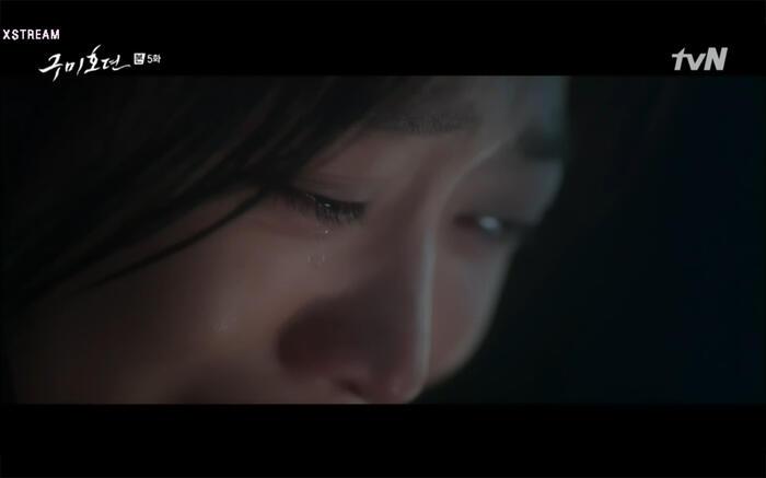 'Bạn trai tôi là hồ ly' tập 5: Lee Dong Wook hôn Jo Bo Ah say đắm, xác nhận chuyện tình tiền kiếp 3