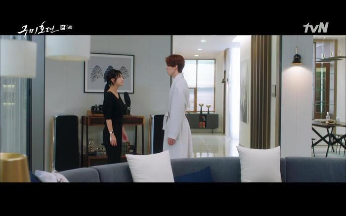 'Bạn trai tôi là hồ ly' tập 5: Lee Dong Wook hôn Jo Bo Ah say đắm, xác nhận chuyện tình tiền kiếp 14
