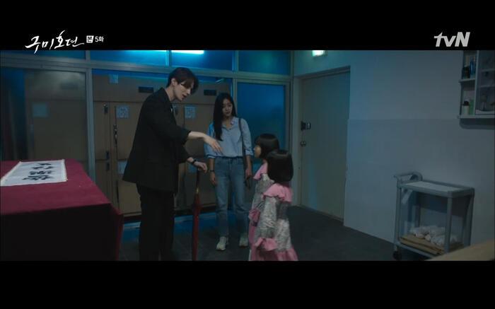 'Bạn trai tôi là hồ ly' tập 5: Lee Dong Wook hôn Jo Bo Ah say đắm, xác nhận chuyện tình tiền kiếp 20