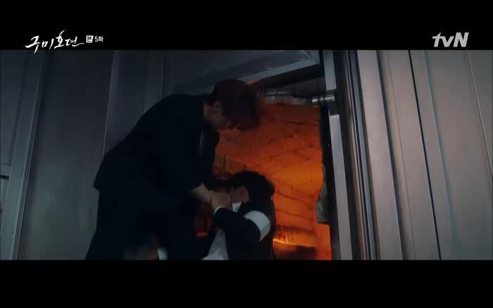 'Bạn trai tôi là hồ ly' tập 5: Lee Dong Wook hôn Jo Bo Ah say đắm, xác nhận chuyện tình tiền kiếp 22