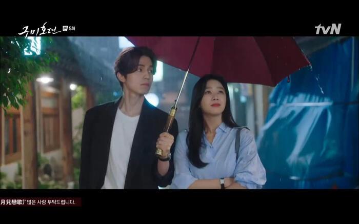 'Bạn trai tôi là hồ ly' tập 5: Lee Dong Wook hôn Jo Bo Ah say đắm, xác nhận chuyện tình tiền kiếp 28