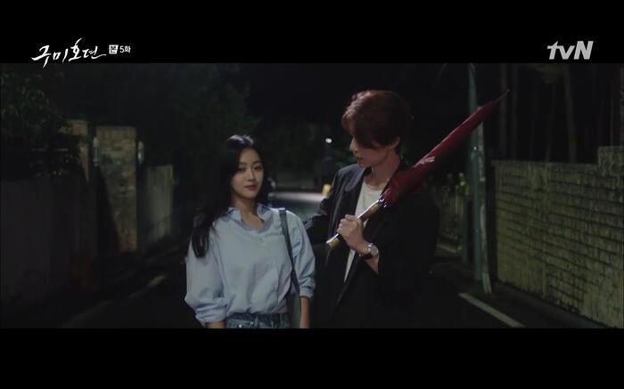 'Bạn trai tôi là hồ ly' tập 5: Lee Dong Wook hôn Jo Bo Ah say đắm, xác nhận chuyện tình tiền kiếp 30