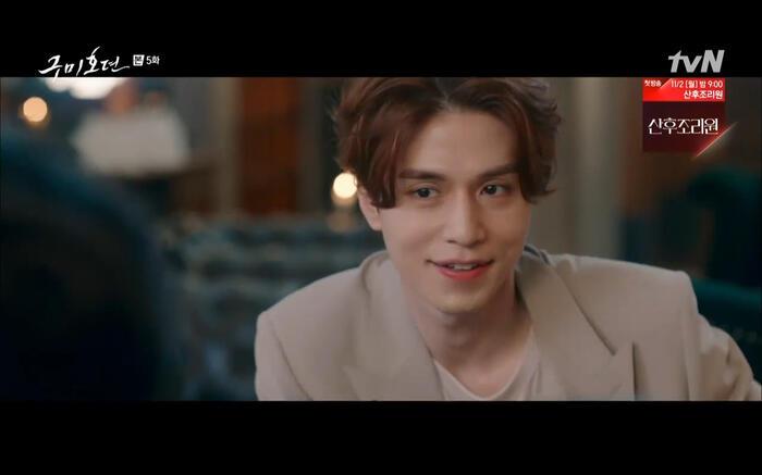 'Bạn trai tôi là hồ ly' tập 5: Lee Dong Wook hôn Jo Bo Ah say đắm, xác nhận chuyện tình tiền kiếp 32