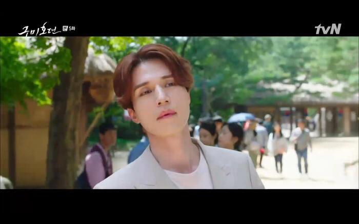 'Bạn trai tôi là hồ ly' tập 5: Lee Dong Wook hôn Jo Bo Ah say đắm, xác nhận chuyện tình tiền kiếp 37