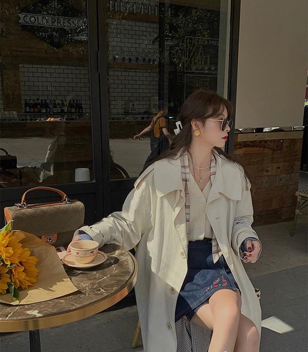 Để có style mùa lạnh chuẩn như gái Hàn, đây là 7 item mà các nàng không thể bỏ lỡ 8