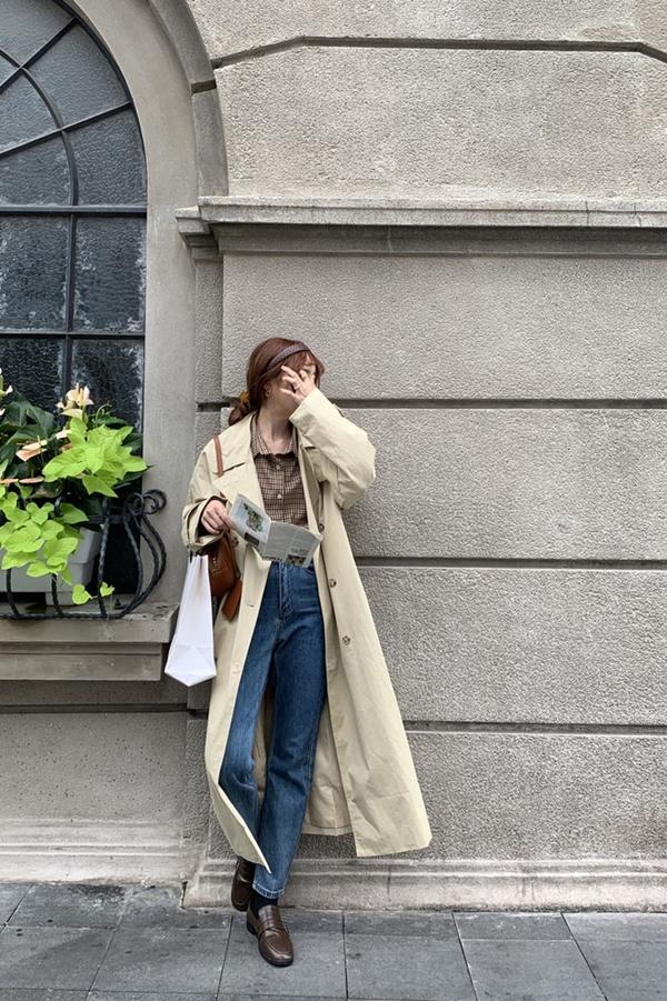 Để có style mùa lạnh chuẩn như gái Hàn, đây là 7 item mà các nàng không thể bỏ lỡ 9