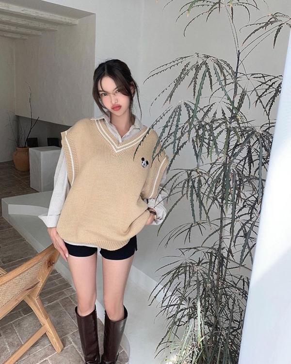 Để có style mùa lạnh chuẩn như gái Hàn, đây là 7 item mà các nàng không thể bỏ lỡ 16