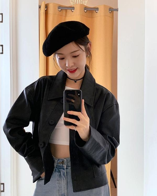 Để có style mùa lạnh chuẩn như gái Hàn, đây là 7 item mà các nàng không thể bỏ lỡ 19