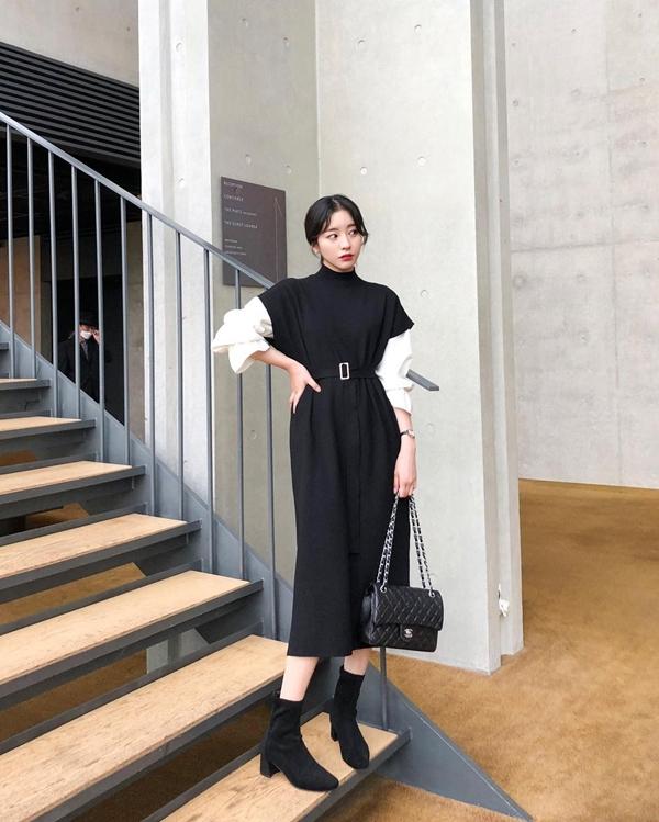 Để có style mùa lạnh chuẩn như gái Hàn, đây là 7 item mà các nàng không thể bỏ lỡ 21