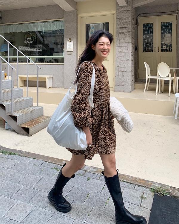Để có style mùa lạnh chuẩn như gái Hàn, đây là 7 item mà các nàng không thể bỏ lỡ 22