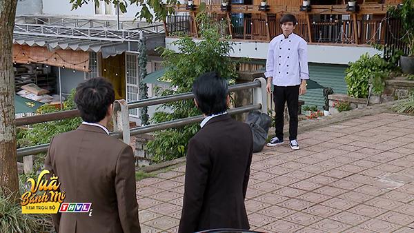 'Vua bánh mì' tập 26: 'Không ai cho lương thiện', Hữu Nguyệnleo rào đột nhập nhà bà Khuê để trả thù 0