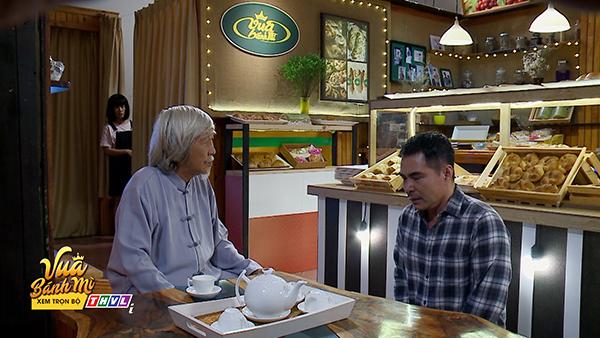 'Vua bánh mì' tập 26: 'Không ai cho lương thiện', Hữu Nguyệnleo rào đột nhập nhà bà Khuê để trả thù 4