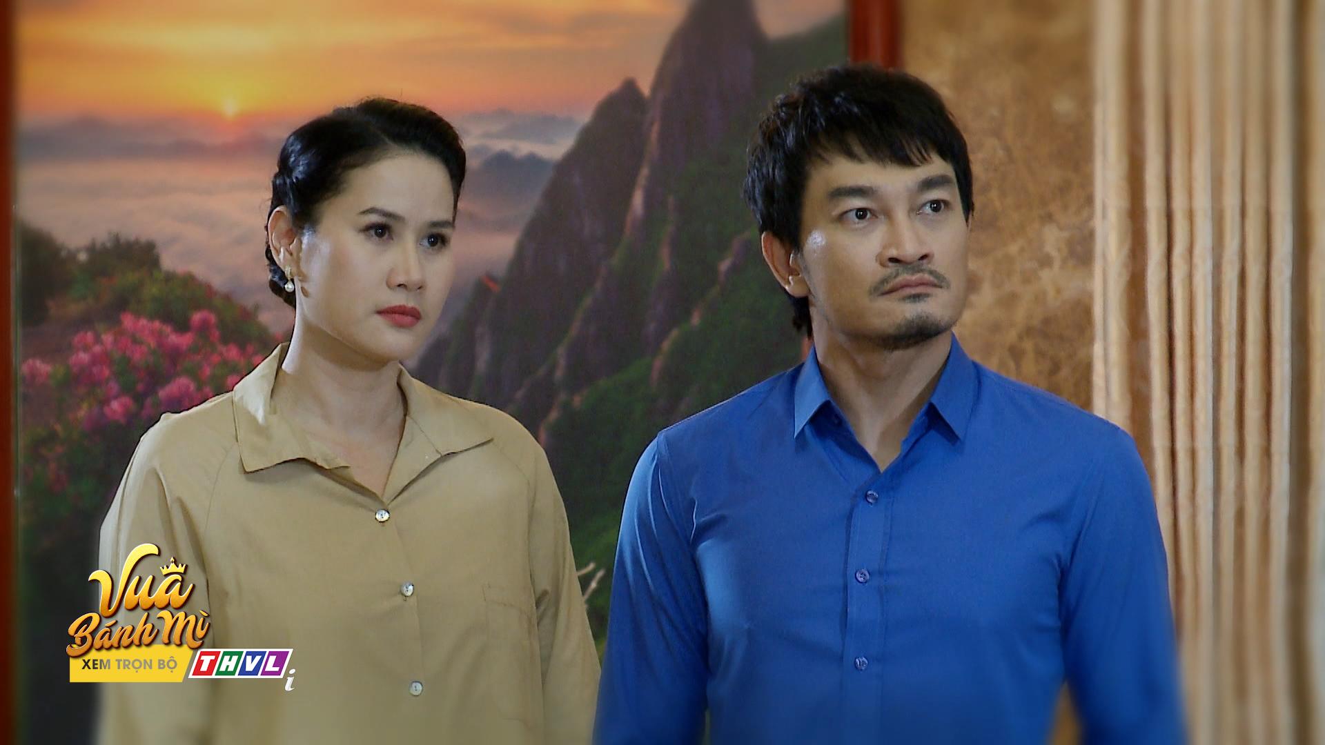 'Vua bánh mì' tập 26: 'Không ai cho lương thiện', Hữu Nguyệnleo rào đột nhập nhà bà Khuê để trả thù 7