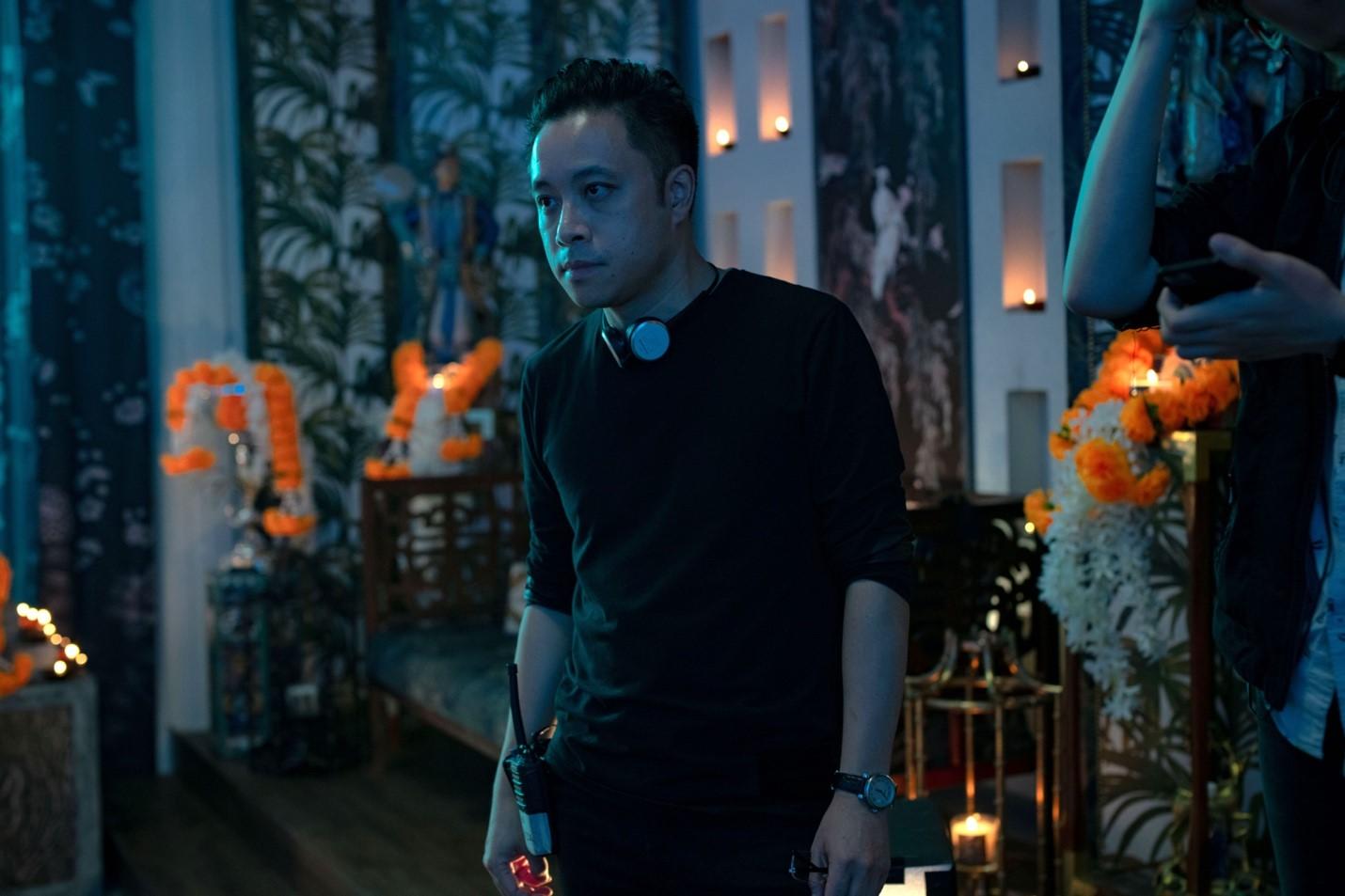 Đạo diễn Victor Vũ trở lại với thể loại kịch tính, giật gân quen thuộc của mình