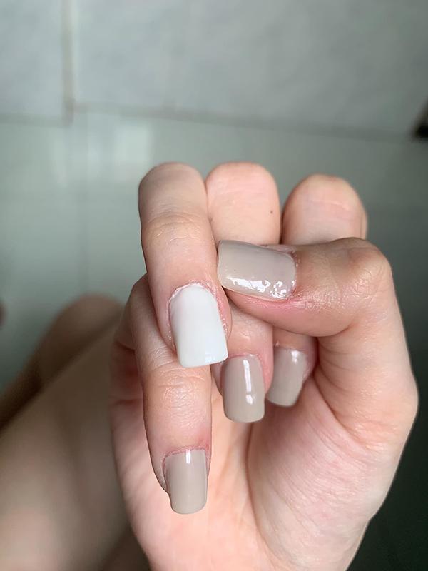 Cô gái chi gần 500k làm nail rồi nhận về bộ móng nham nhở, chủ tiệm không giải quyết còn ngang ngược: 'Tính giá vậy đó, rồi sao?' 2
