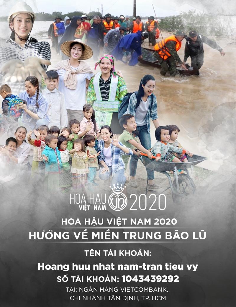 'Bà trùm Hoa Hậu' Phạm Kim Dung cùng dàn Hoa - Á hậu mang vali tiền đến cứu trợ miền Trung 2