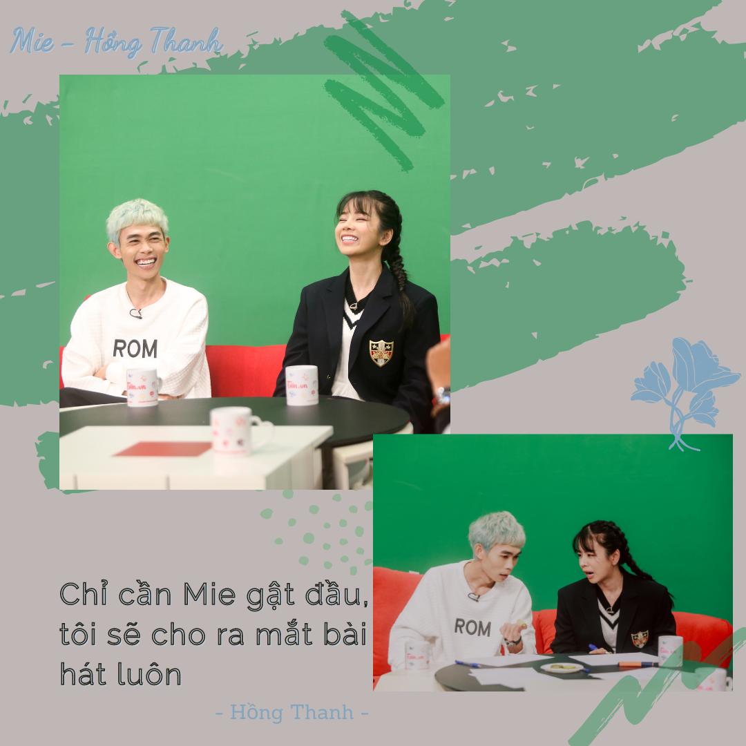 DJ Mie - Hồng Thanh: Thứ nhớ nhất về nhau là bịch xôi 20 ngàn - nồi mắm ruốc ăn cả tuần mới hết 11
