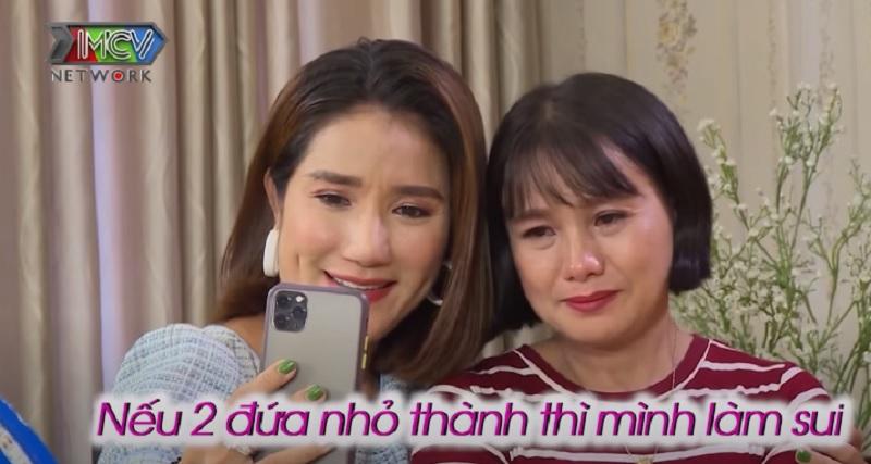 Giấu người thân lén đi hẹn hò, chàng giám đốc khiến mẹ bật khóc nức nở trên sóng truyền hình 2
