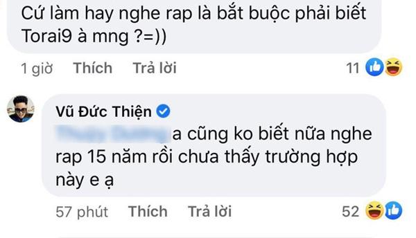 Rhymastic khẳng định không biết Torai9: 'Nghe Rap 15 năm nay rồi chưa thấy trường hợp này!' 3