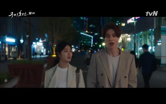 'Bạn trai tôi là hồ ly' tập 6: Lee Dong Wook ngỡ ngàng vì Jo Bo Ah là con gái của mãng xà tinh? 26